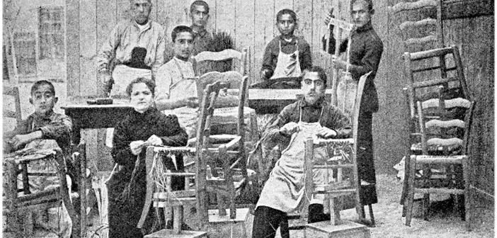 Ermeni gurbetçilerin sığınağı hanlar