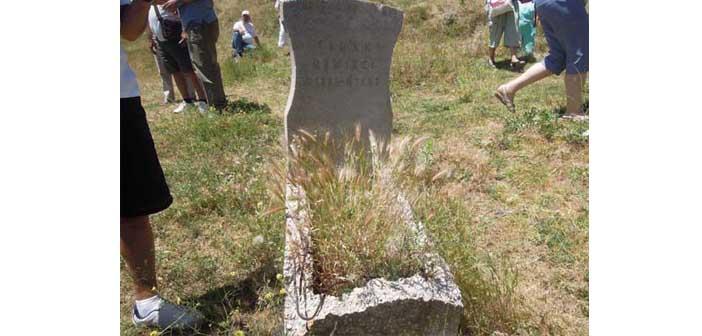 Zara'daki Ermeni mezarlığı yenilendi