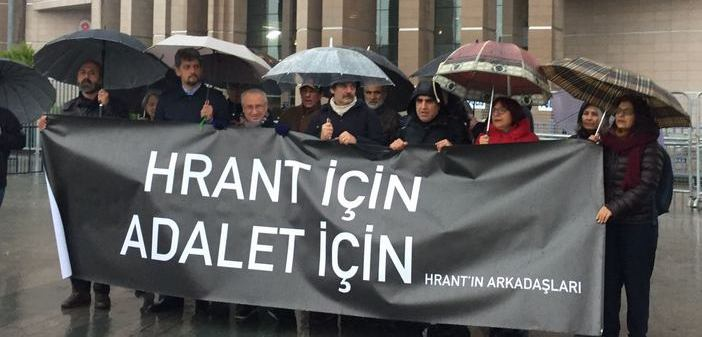 """They want to conceal the murder of Tahir Elçi just like the murder of Hrant Dink"""