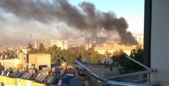 Adana Valiliği önünde bombalı saldırı: İki kişi hayatını kaybetti