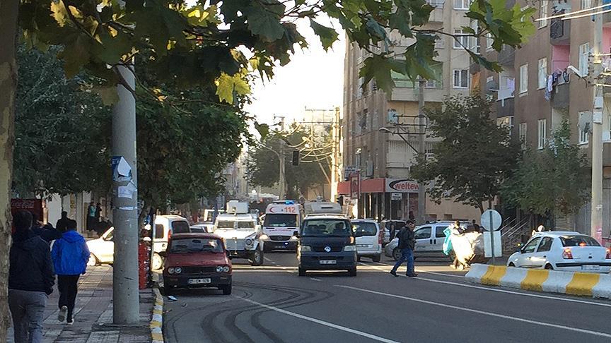 Başbakan Yıldırım: Diyarbakır'daki saldırıda 8 kişi hayatını kaybetti