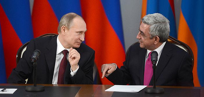 Rusya ile Ermenistan anlaşma imzaladı mı?