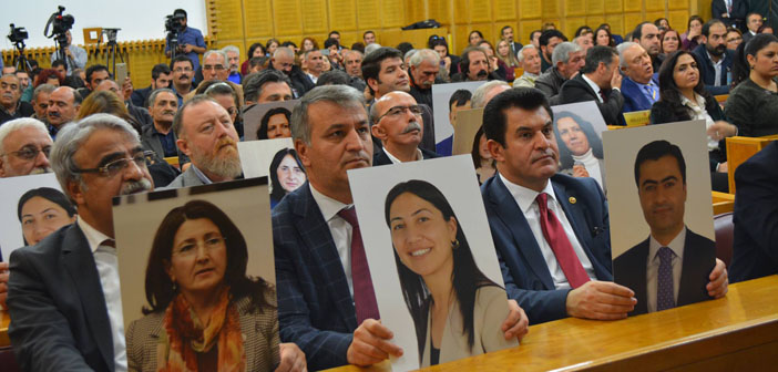HDP decides to rejoin parliamentary work