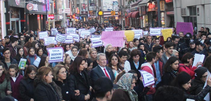 AKP withdraws bill on sexual abuse against children