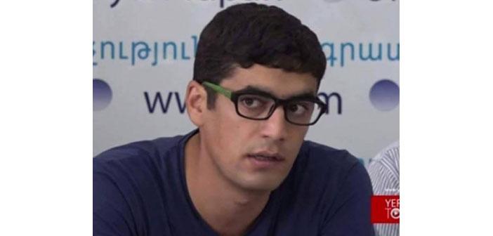 Ermenistanlı Murazi'ye gerekçesiz sınırdışı