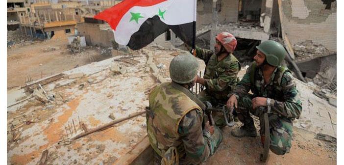 Halep'teki muhaliflere tahliye önerisi masada