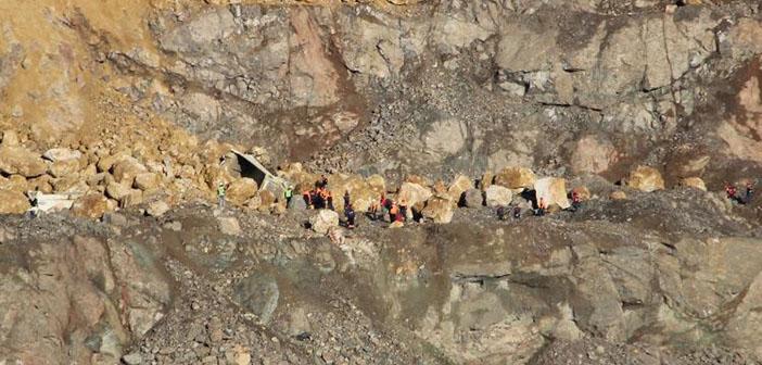 Siirt maden faciası: 26 gün sonra işçinin cansız bedenine ulaşıldı