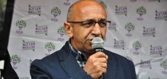 HDP vekili Alican Önlü serbest bırakıldı