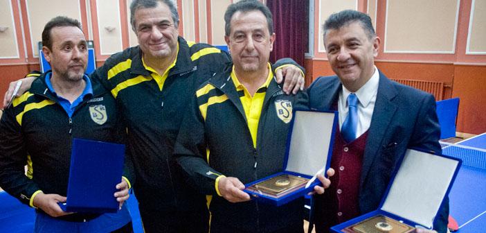 Beyoğlu Spor, masa tenisi efsanesiyle geri dönüyor