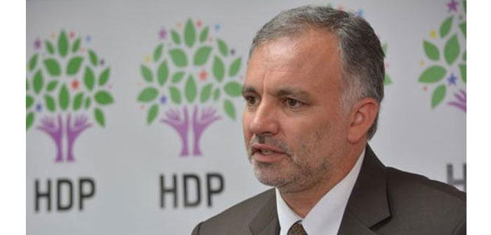 Ayhan Bilgen: 237 HDP officials are detained