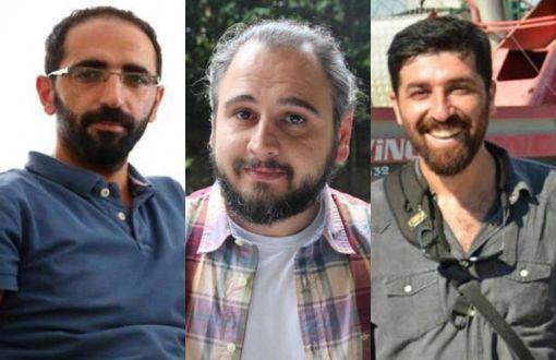 Gazeteciler ev baskınıyla gözaltına alındı