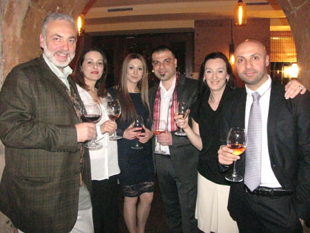 Crew of La Vita is determined to make Armenia love Armenian cuisine of Istanbul.