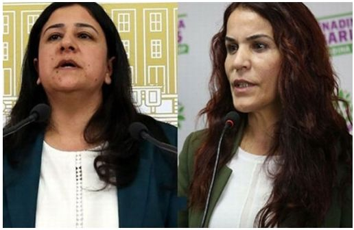 HDP MPs Konca and Demirel arrested