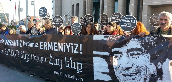 Hrant'ın Arkadaşları: Hepsi elbirliğiyle örttüler