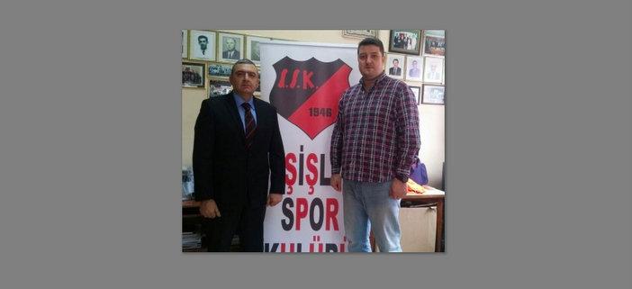 Şişli Spor Kulübü'nde Öztaş devri