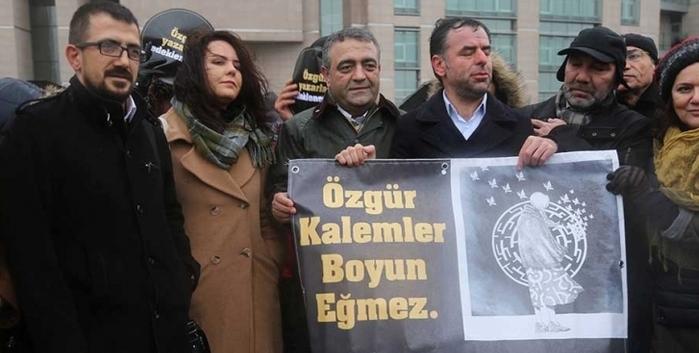 Aslı Erdoğan, Necmiye Alpay and Zana Bilir Kaya released