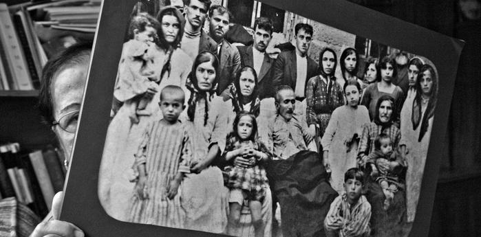 'Türkiye Ermenileri için 1915'teki soykırım sonrasında hafıza-kırım ile devam etti'