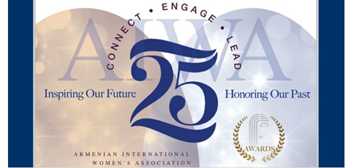 25th anniversary of Armenian International Women's Association