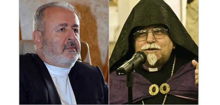 "Archbishop Bekdjian: ""Ateşyan pretends that he is the patriarch"""