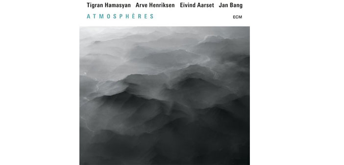Tigran Hamasyan's new album