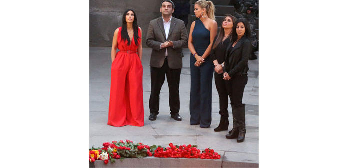 Kardashian's letter on the Armenian Genocide in NYT