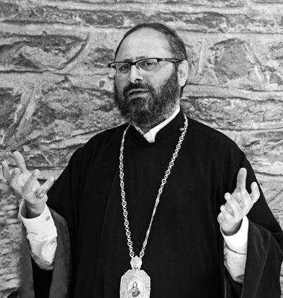 Bishop Sahak Mashalian