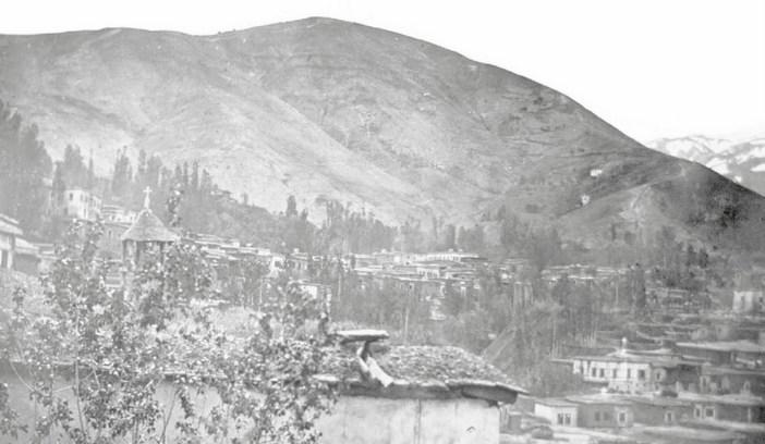 Ermeni mahalleleri, Muş