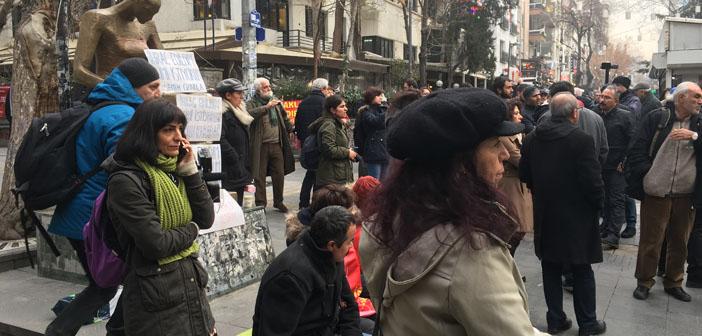 Ankara'daki Dink anmasına izin yok
