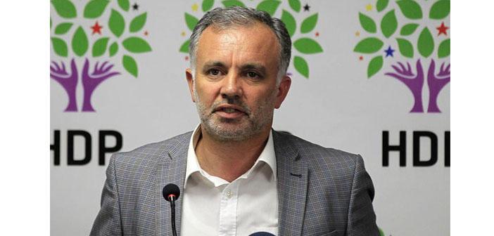 Ayhan Bilgen arrested