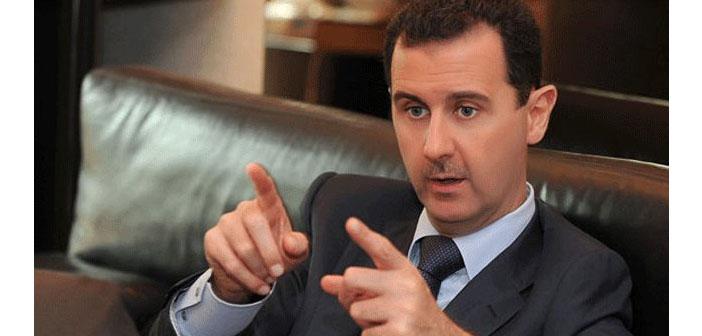 Esad: Astana'da müzakereye hazırız