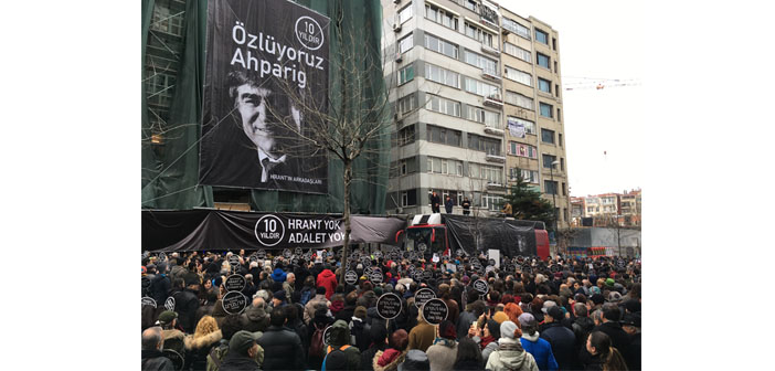 Commemorating Hrant Dink