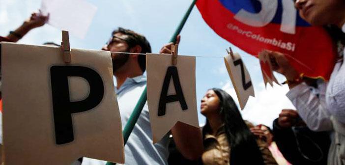 FARC militanları silahları bırakmak için son kez yürüyor
