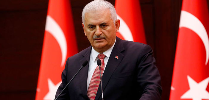 Yıldırım: extension of the state of emergency will be discussed in the parliament
