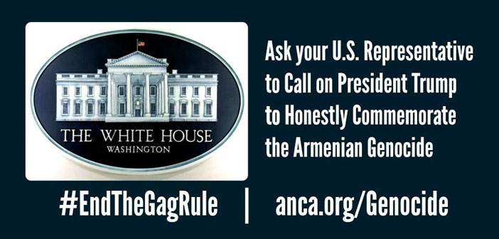Trump'ın Ermeni Soykırımı'nı tanıması için imza kampanyası