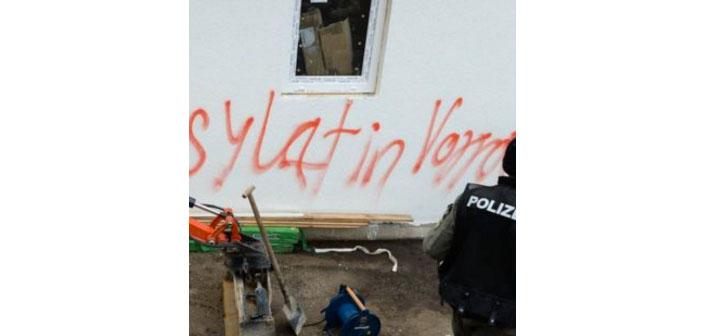 Almanya'da göçmenlere yönelik günde 10 nefret suçu