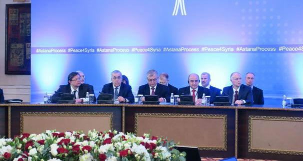 Astana görüşmeleri: Üç ülke anlaşmaya vardı