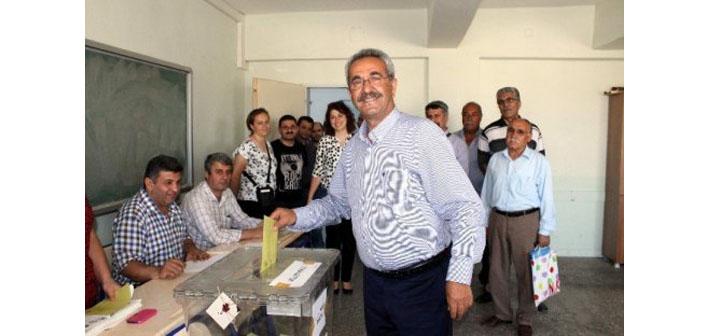 HDP milletvekili Behçet Yıldırım gözaltında