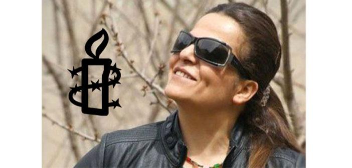 Sibel Çapraz için Af Örgütü'nden acil eylem çağrısı