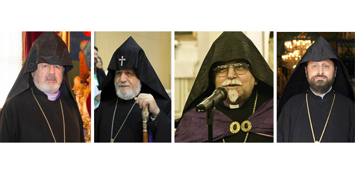 Bishops' meetings in Etchmiadzin to start on Thursday