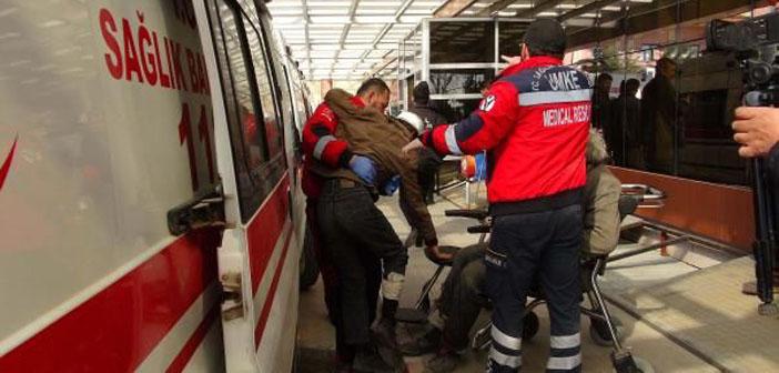 El Bab yakınlarında bombalı sadırı: En az 41 kişi öldü
