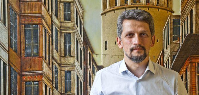 Constitutional Court rejected Garo Paylan's appeal for reverse
