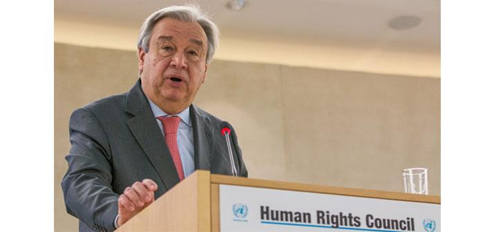 """BM İnsan Hakları Konseyi: """"Tedavinin bir parçası olmalıyız"""