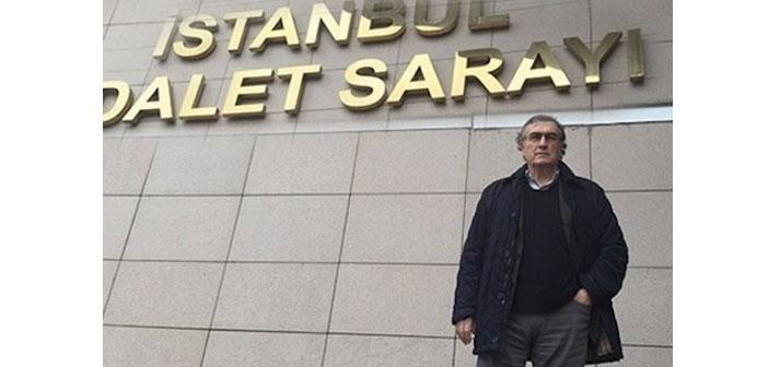 Hasan Cemal'e 1 yıl 3 ay hapis cezası ve erteleme