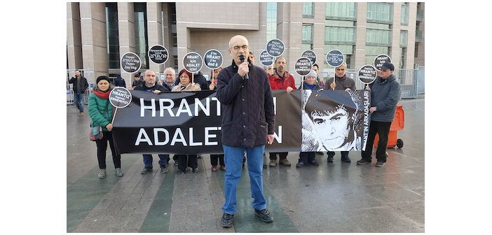 Friends of Hrant: it's been 10 years and we are still waiting for justice