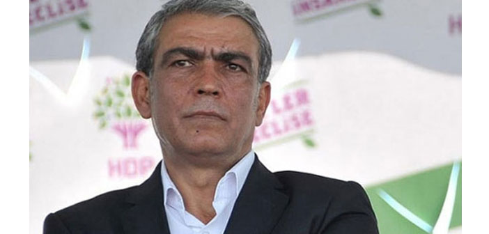 HDP'li vekil İbrahim Ayhan serbest bırakıldı