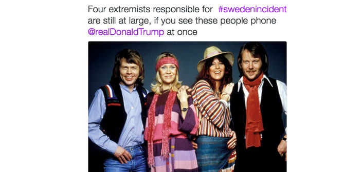 İsveç, ülkede dün gece ne olduğunu merak ediyor