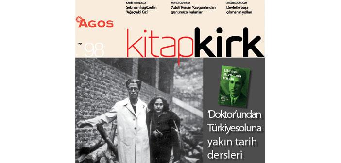 KİTAP/ԳԻՐՔ OCAK: 'Doktor'undan Türkiye soluna yakın tarih dersleri
