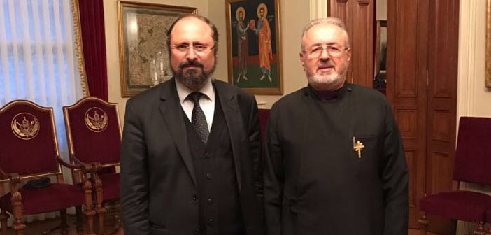 Catholicos Karekin II suspends the protocol and calls Ateşyan and Mutafyan to Etchmiadzin