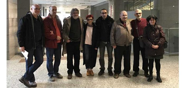 Özgür gündem davası: 8 gazetecinin duruşması 4 Temmuz'a ertelendi
