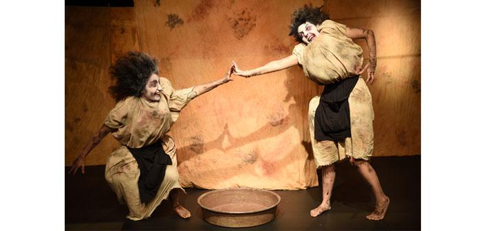 Tedirgin edici bir Macbeth güldürüsü